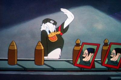 LES DIVINITES DU FORUM - Page 17 Donald-duck